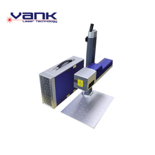 VKD-MINI Fiber Laser Marking Machine