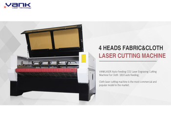 Advantage of Fabric laser cutting machine