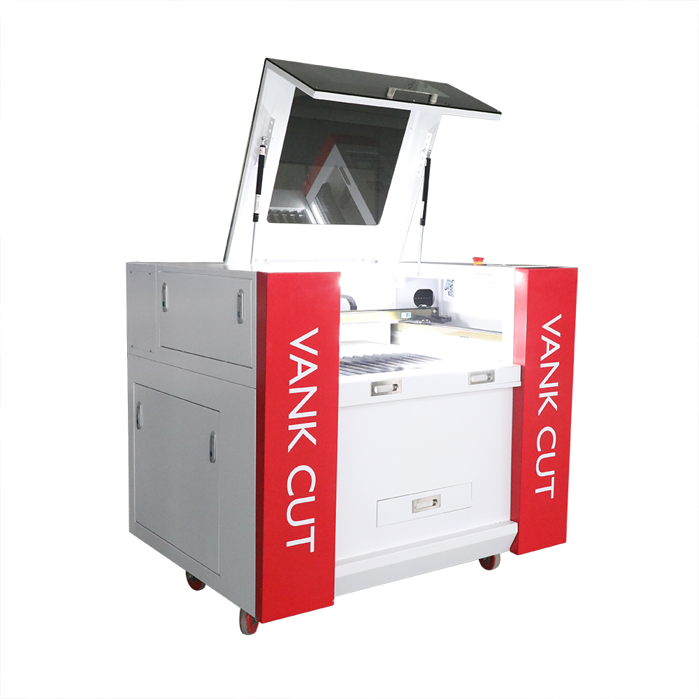 VankCut- CO2 laser cutting& engraver machine